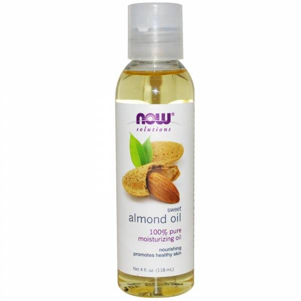 Now Foods - Now Foods Sweet Almond Oil 4 oz