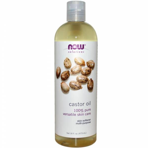 Now Foods - Now Foods Castor Oil 16 oz