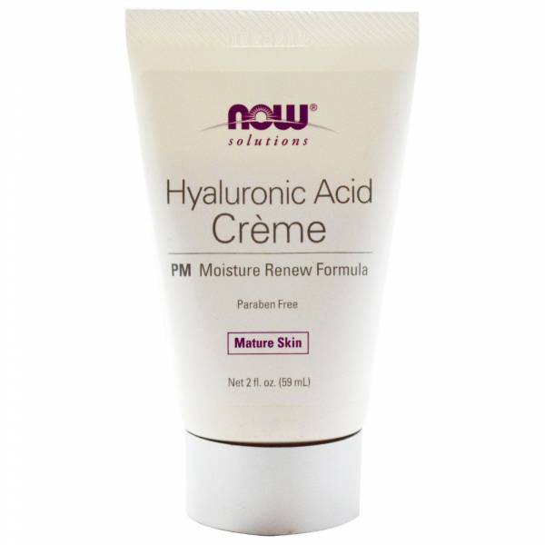 Now Foods - Now Foods Hyaluronic Acid Creme 2 oz