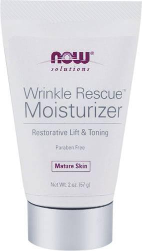 Now Foods - Now Foods Wrinkle Rescue Moisturizer 2 oz
