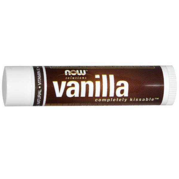 Now Foods - Now Foods Completely Kissable Lip Balm 0.15 oz - Vanilla