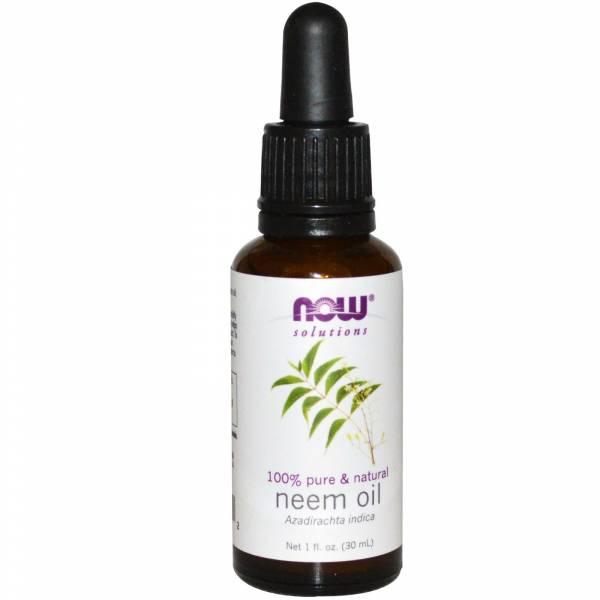 Now Foods - Now Foods Neem Oil 1 oz