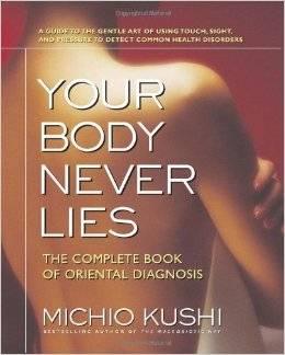 Books - Your Body Never Lies - Michio Kushi