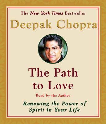 Books - The Path to Love - Deepak Chopra