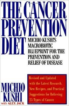 Books - Cancer Prevention Diet - Michio Kushi Alex Jack