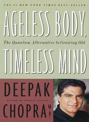 Books - Ageless Body Timeless Mind - Deepak Chopra
