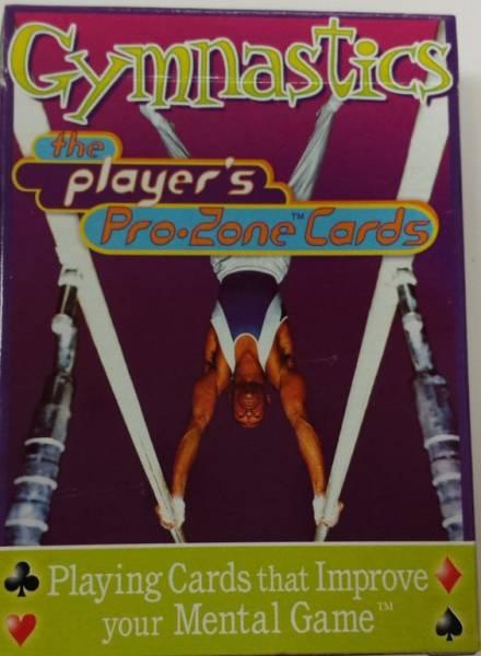 Pro-Zone Cards - Pro-Zone Cards Gymnastics