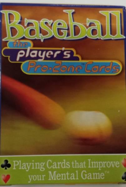Pro-Zone Cards - Pro-Zone Cards Baseball