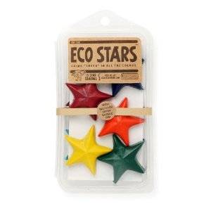 Crazy Crayons - Crazy Crayons 10 Count - Eco Stars