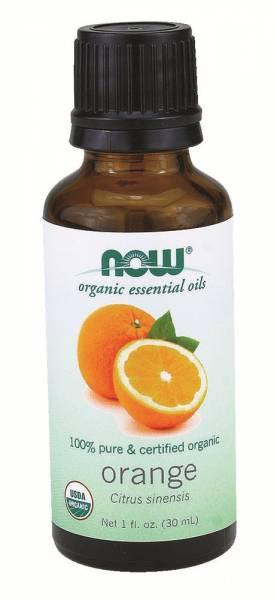 Now Foods - Now Foods Orange Oil Certified Organic 1 oz