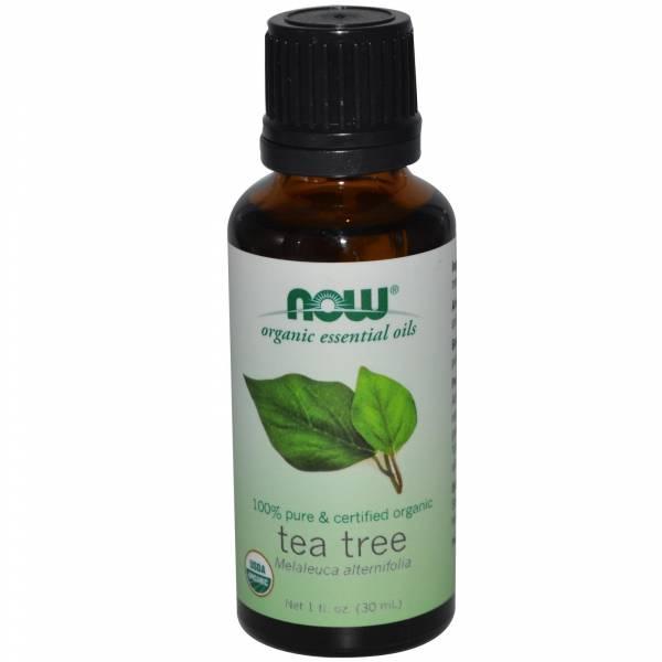 Now Foods - Now Foods Tea Tree Certified Organic 1 oz