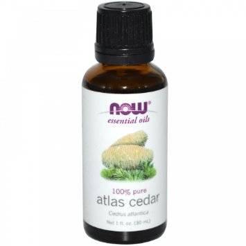 Now Foods - Now Foods Atlas Cedar Oil 1 oz