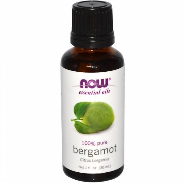 Now Foods - Now Foods Bergamot Oil 1 oz