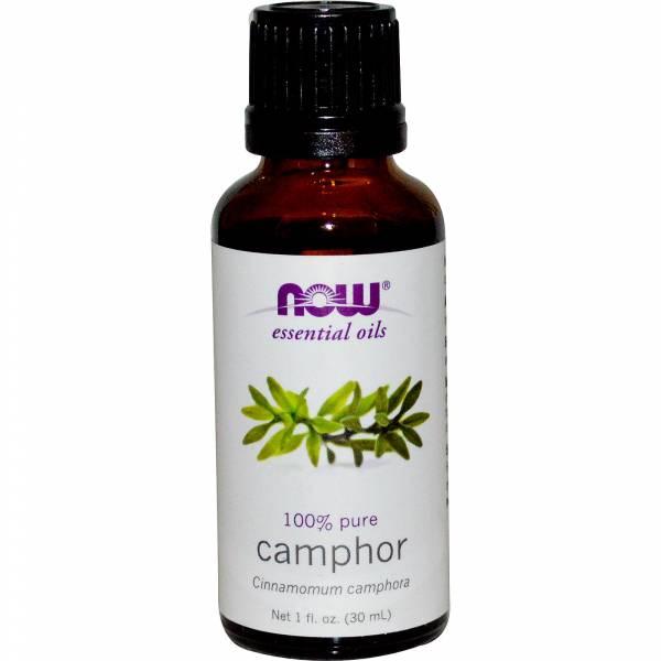 Now Foods - Now Foods Camphor Oil 1 oz