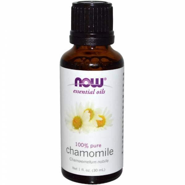 Now Foods - Now Foods Chamomile Oil 1 oz