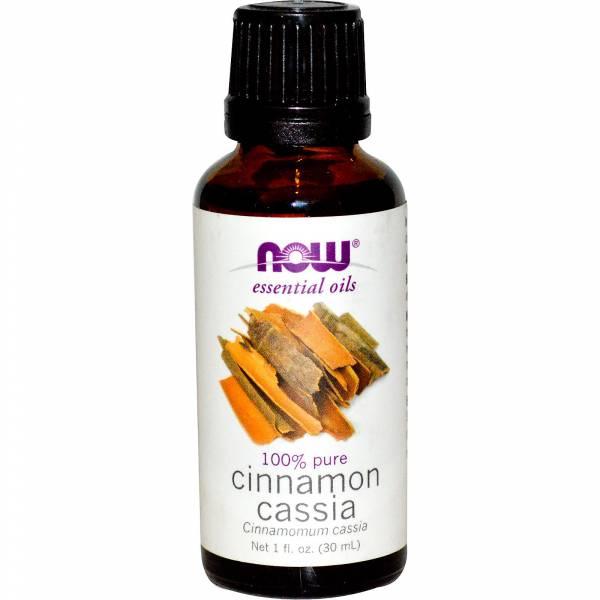 Now Foods - Now Foods Cinnamon Cassia Oil 1 oz