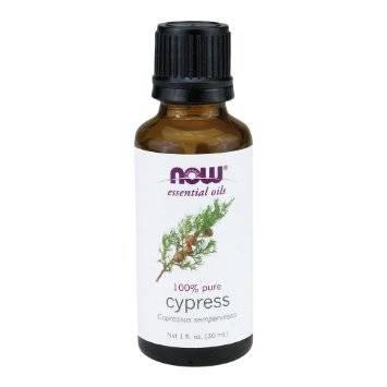 Now Foods - Now Foods Cypress Oil 1 oz