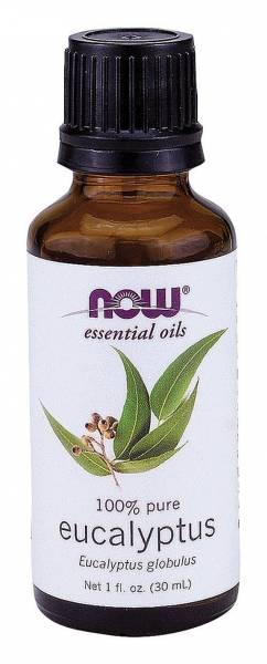 Now Foods - Now Foods Eucalyptus Oil 1 oz