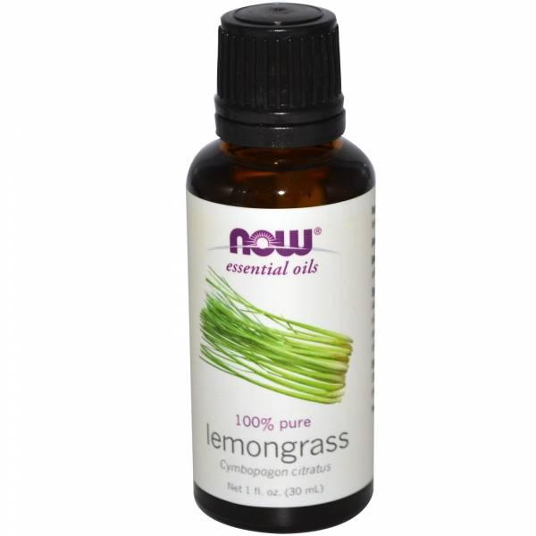 Now Foods - Now Foods Lemongrass Oil 1 oz