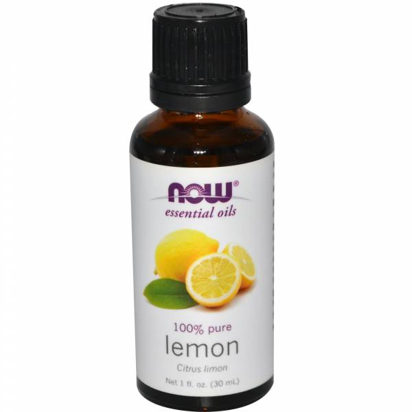 Now Foods - Now Foods Lemon Oil 1 oz