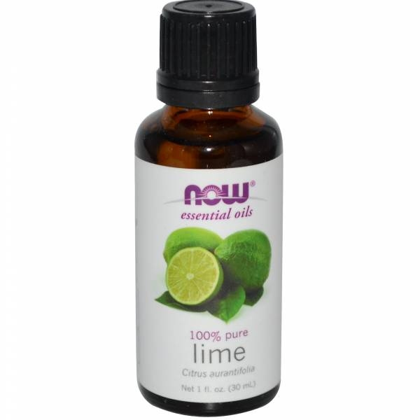 Now Foods - Now Foods Lime Oil 1 oz
