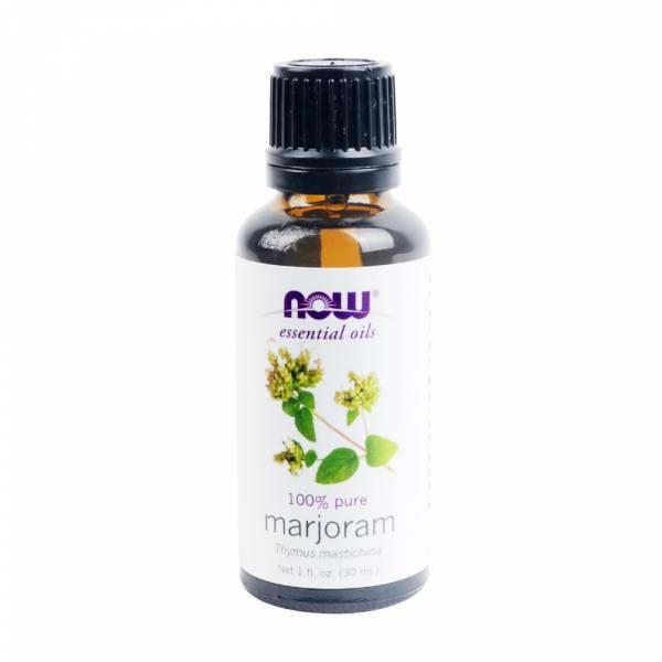 Now Foods - Now Foods Marjoram Oil 1 oz