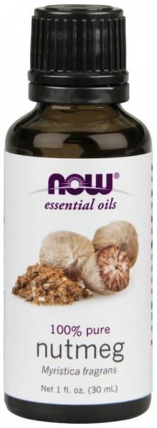 Now Foods - Now Foods Nutmeg Oil 1 oz