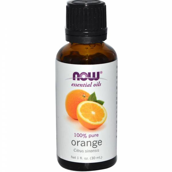 Now Foods - Now Foods Orange Oil 1 oz