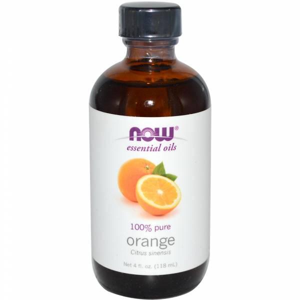 Now Foods - Now Foods Orange Oil 4 oz