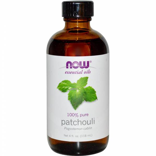 Now Foods - Now Foods Patchouli Oil 4 oz