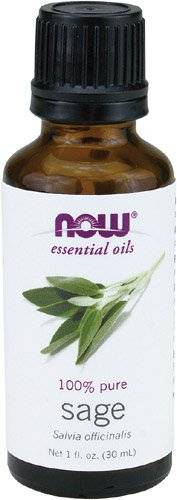 Now Foods - Now Foods Sage Oil 1 oz