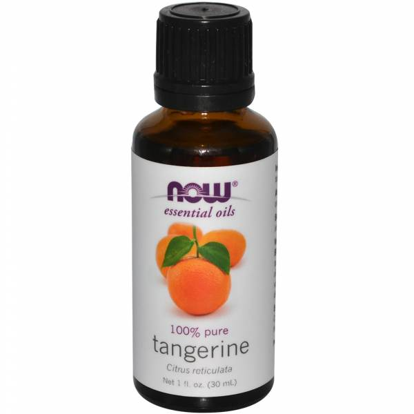 Now Foods - Now Foods Tangerine Oil 1 oz
