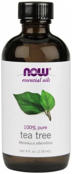 Now Foods - Now Foods Tea Tree Oil 4 oz