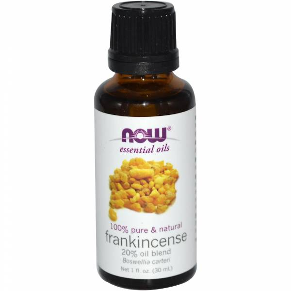 Now Foods - Now Foods Frankincense Oil 1 oz
