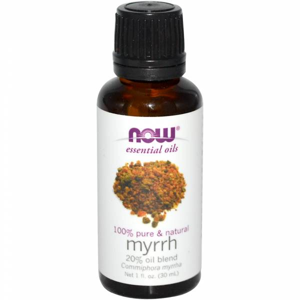 Now Foods - Now Foods Myrrh Oil Blend 1 fl oz
