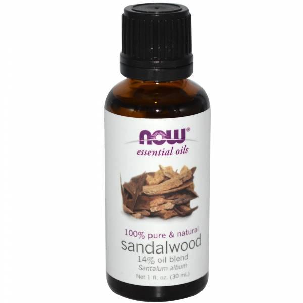 Now Foods - Now Foods Sandalwood Oil Blend 1 oz