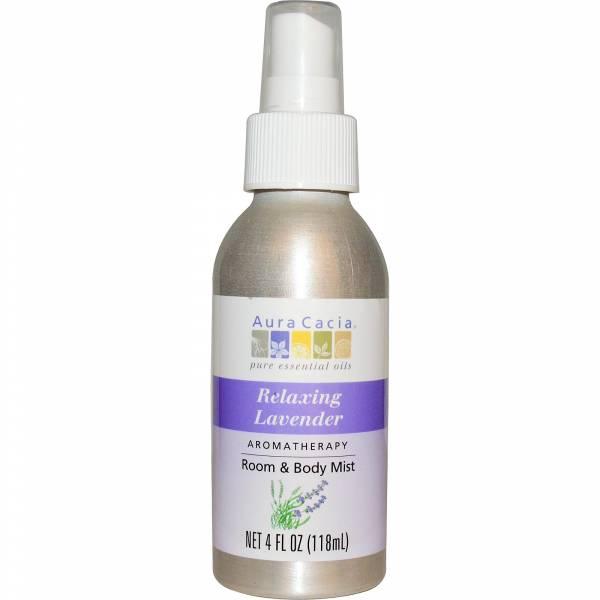 Aura Cacia - Aura Cacia Aromatherapy Mist 4 oz- Lavender (2 Pack)
