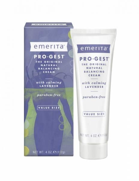 Emerita - Emerita Paraben Free Pro-Gest Lavender 4 oz (2 Pack)