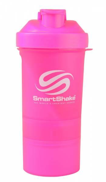 SmartShake - SmartShake 20 oz - Neon Pink