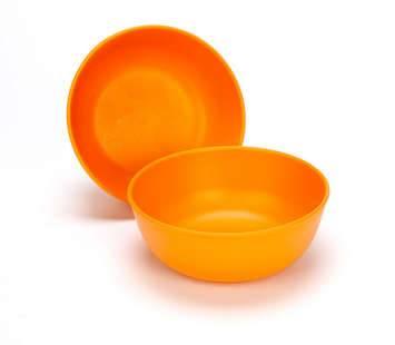 Green Eats - Green Eats Bowls - Orange (2 Pack)