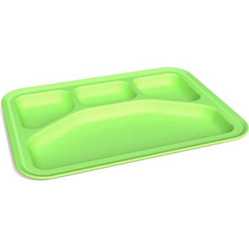 Green Eats - Green Eats Divided Tray - Green