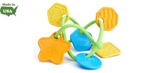 Green Toys - Green Toys Twist Teether