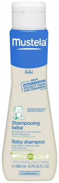 Mustela - Mustela Baby Shampoo 6.7 fl oz