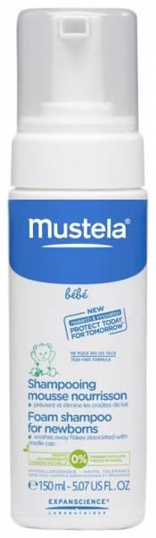 Mustela - Mustela Foam Shampoo for Newborns 5.07 fl oz