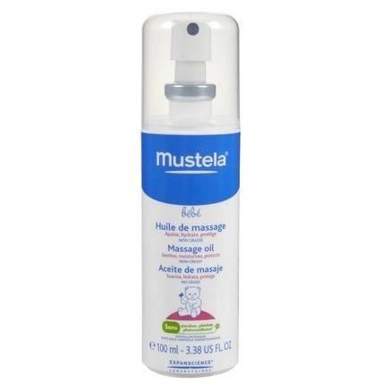 Mustela - Mustela Massage Oil 3.38 fl oz