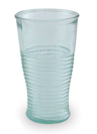 BIH Collection - BIH Collection Recycled Glass Rings Beverage Glass 12 oz