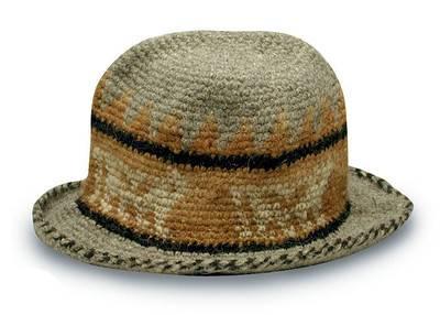 BIH Collection - BIH Collection Alpaca Wool Brim Hat