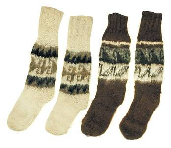 BIH Collection - BIH Collection Alpaca Wool Large Socks