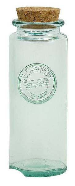 BIH Collection - BIH Collection Recycled Glass Authentic Short Jar 7 oz