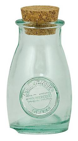 BIH Collection - BIH Collection Recycled Glass Authentic Herb Jar 4 oz